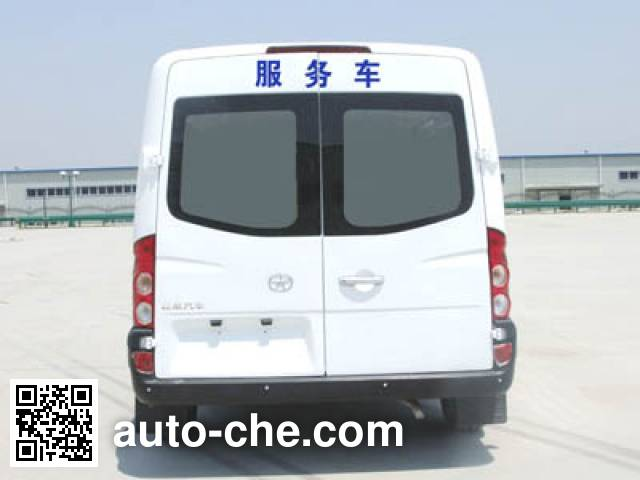 JAC HFC5039XFWKM service vehicle