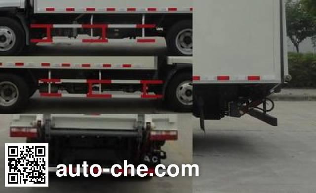 JAC HFC5040XJXVZ maintenance vehicle