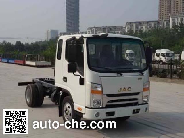 江淮牌HFC5040XLCP73K3B4冷藏车