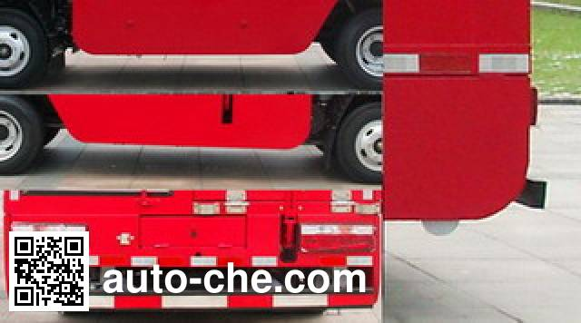 JAC HFC5040XWTK1Z mobile stage van truck