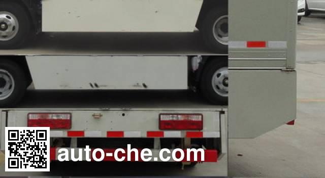 JAC HFC5041XWTZ mobile stage van truck