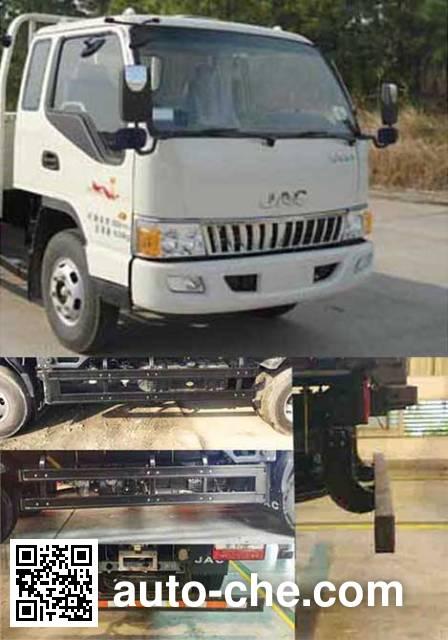 JAC HFC5043TPBP91K2C2V flatbed truck