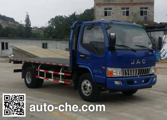 JAC HFC5043TPBP91K6C2 flatbed truck
