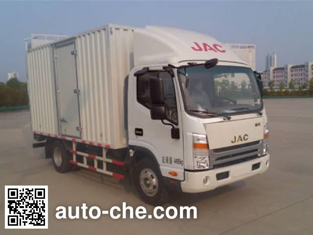 JAC HFC5080XXYP71K1C2V box van truck