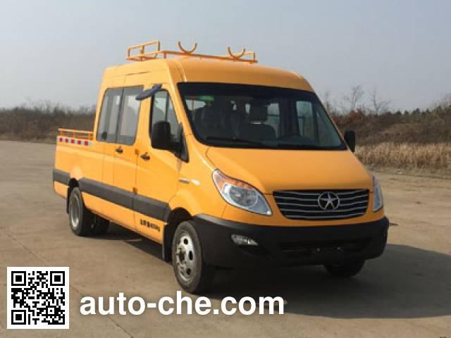 JAC HFC5049XGCKH1V engineering works vehicle