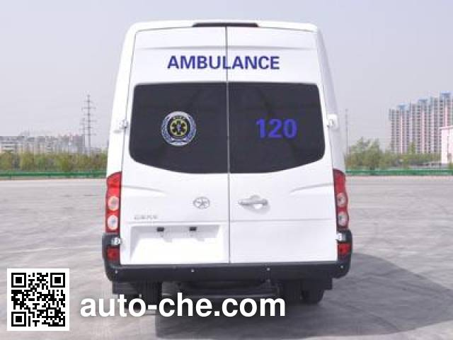 JAC HFC5049XJHKHF monitoring-type ambulance