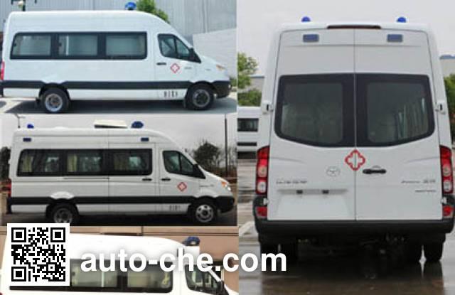 江淮牌HFC5049XJHKHV救护车