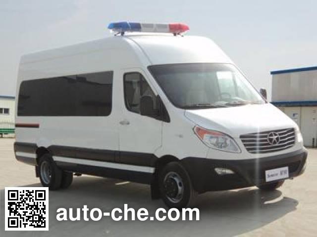 JAC HFC5049XKCKH1F investigation team car