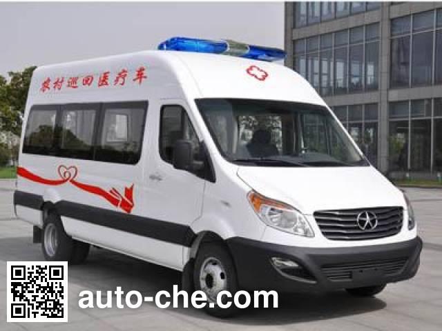 JAC HFC5049XXZKH medical treatment vehicle