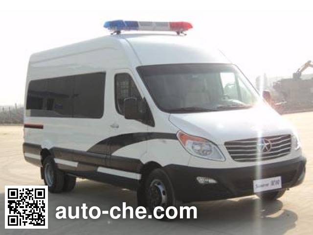 JAC HFC5049XZHKHF command vehicle