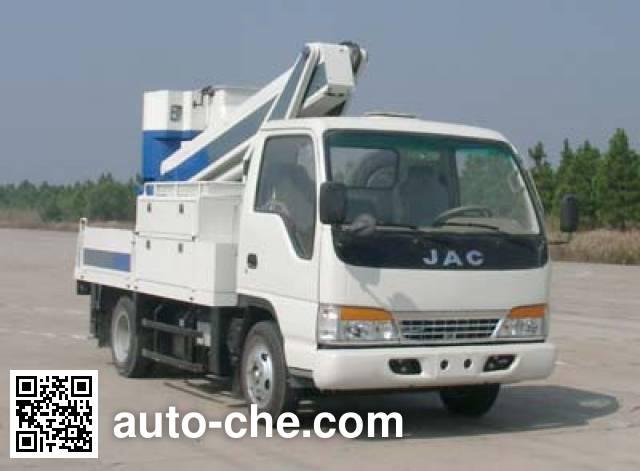 JAC HFC5060JGK aerial work platform truck