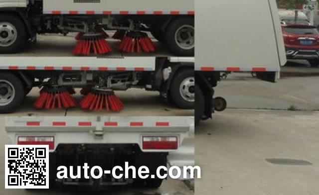 JAC HFC5070TSLVZ street sweeper truck