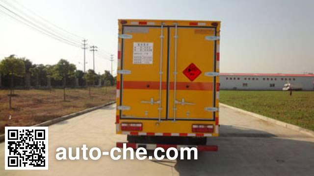 JAC HFC5070XQYKZ explosives transport truck
