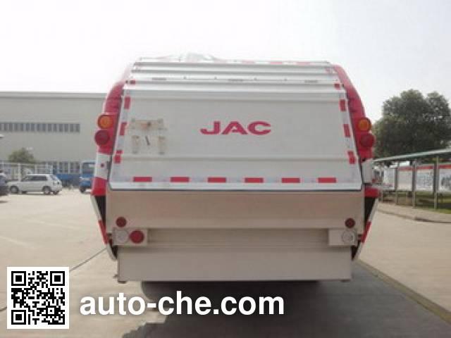 JAC HFC5071ZYSZ garbage compactor truck