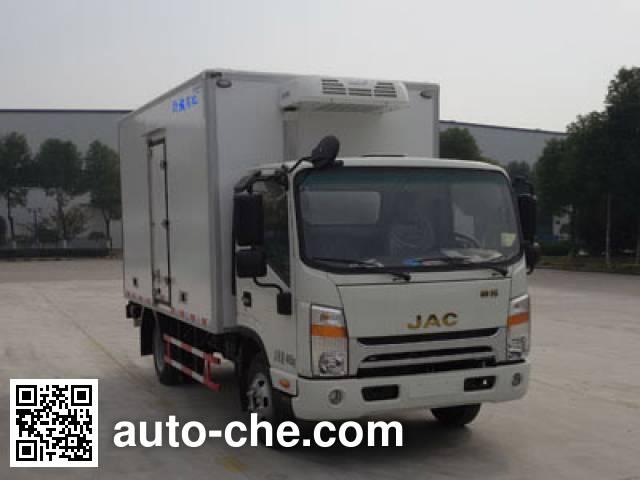 江淮牌HFC5048XLCP71K1C2冷藏车