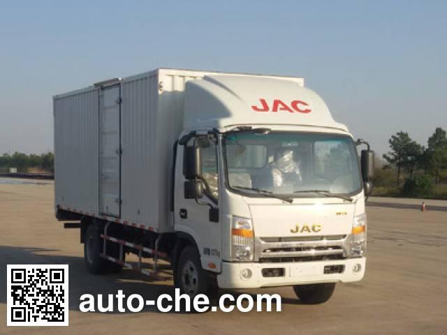 JAC HFC5081XXYP71K1C6V box van truck