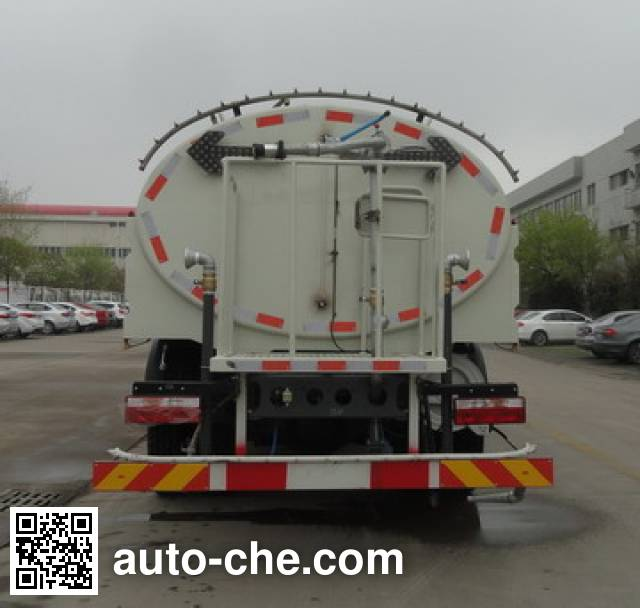 JAC HFC5160GQXVZ street sprinkler truck