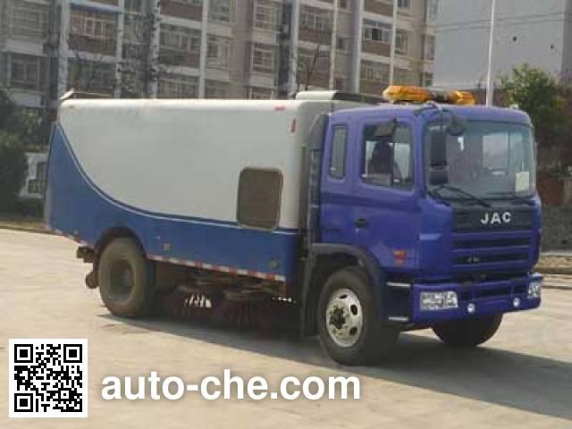 JAC HFC5160TSLKR1ZT street sweeper truck