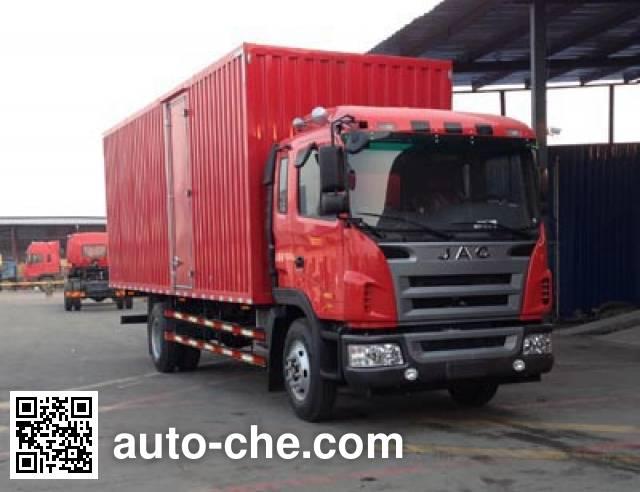 JAC HFC5160XXYPZ5K1E1 box van truck