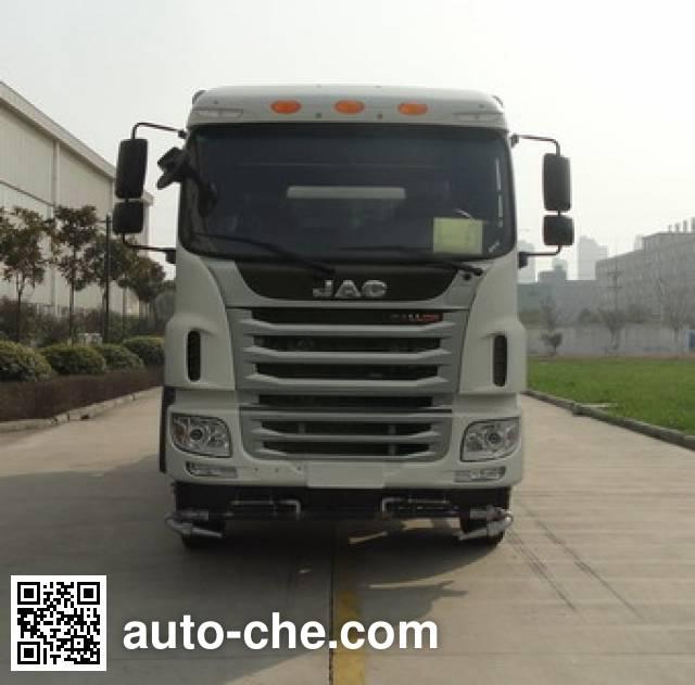 JAC HFC5161GQXVZ street sprinkler truck