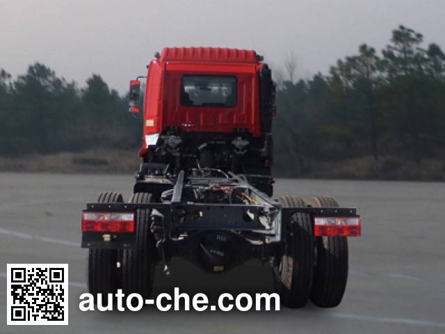 JAC HFC5161XXYP31K1A57S3V van truck chassis