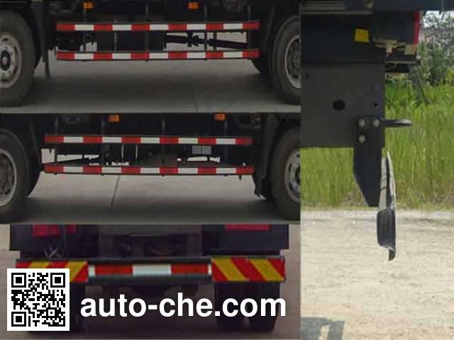 JAC HFC5161ZXXP3K1A45F detachable body garbage truck
