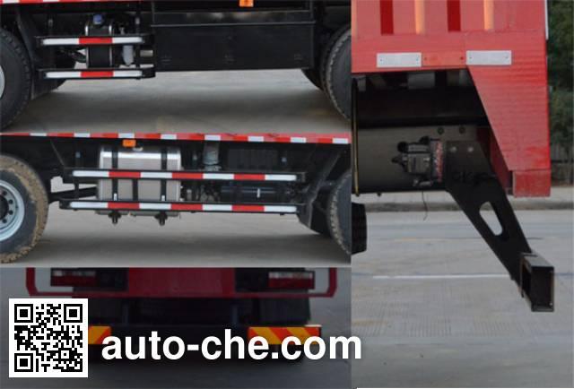 JAC HFC5241XXYP3K2D38S2V box van truck