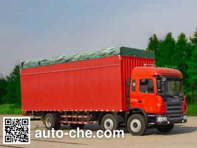 JAC HFC5245XXBK3R1LT soft top box van truck