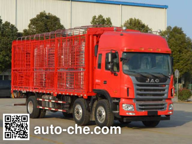 JAC HFC5251CCQP2K2D42V livestock transport truck