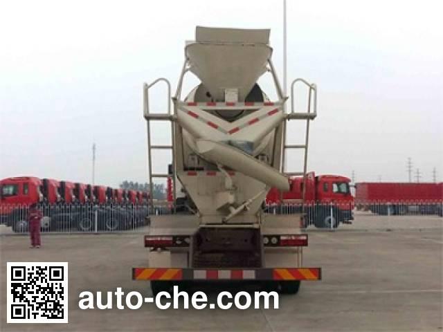 JAC HFC5251GJBP1K4E41S3V concrete mixer truck