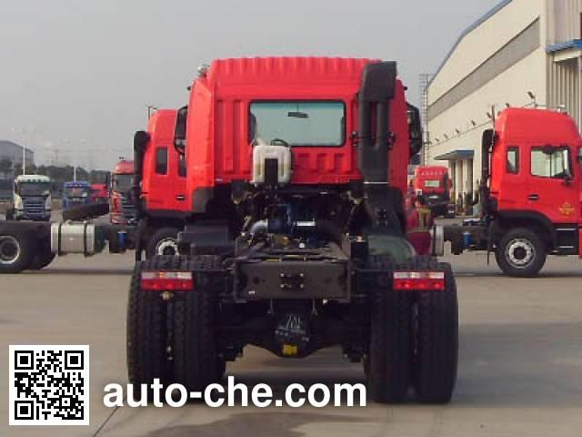 JAC HFC5251GJBP1N5E41S4V concrete mixer truck chassis