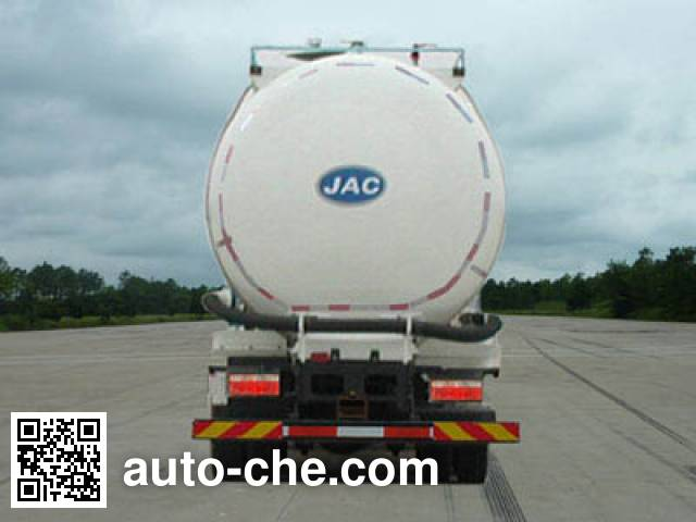 JAC HFC5311GFLP1N6H45V low-density bulk powder transport tank truck