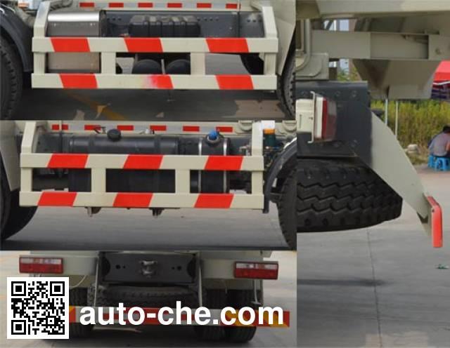 JAC HFC5311GJBP1K6H35S3V concrete mixer truck