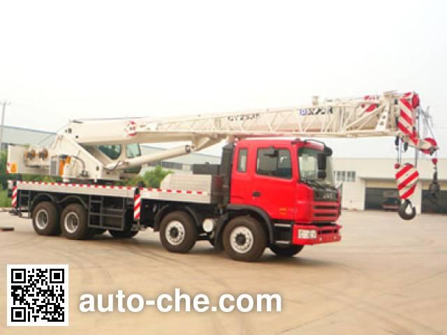 JAC HFC5332JQZKR1T truck crane