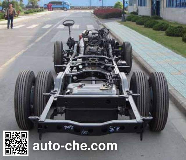 JAC HFC6750KY1V bus chassis