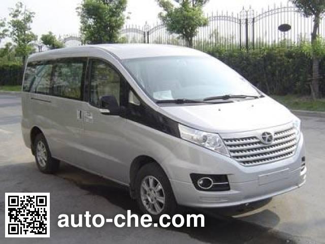 江淮牌HFC6512A4BC8F客车