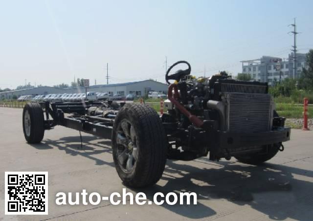 JAC HFC6520KFA MPV chassis
