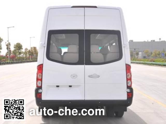 江淮牌HFC6591KH3F客车