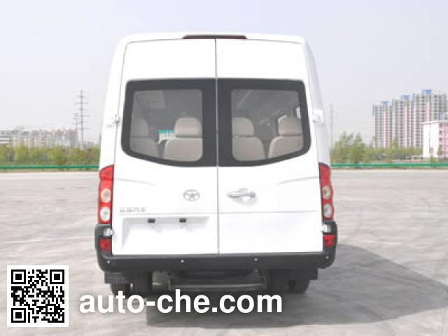 江淮牌HFC6591KH1F客车