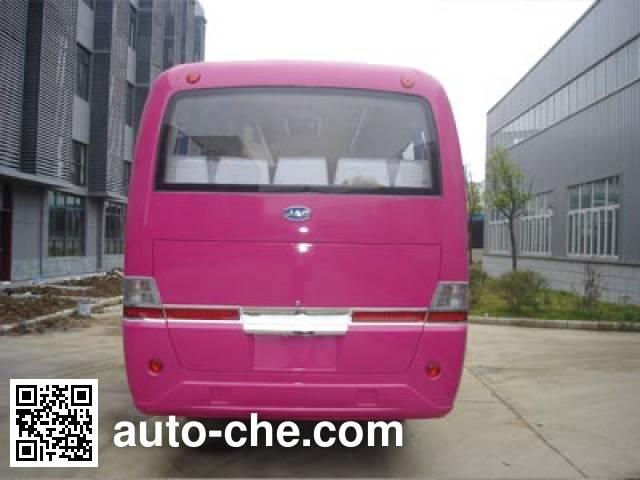 江淮牌HFC6660KF客车