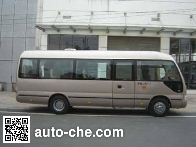 江淮牌HFC6700JK客车