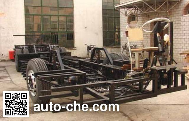 Ankai HFF6120D03CHEV2 plug-in hybrid bus chassis
