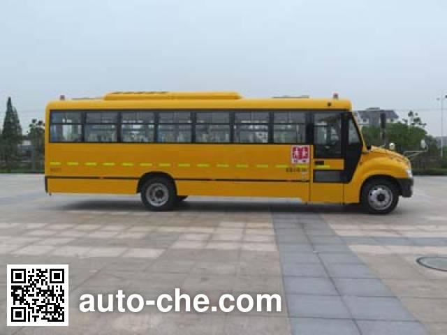 安凯牌HFF6101KX4小学生专用校车