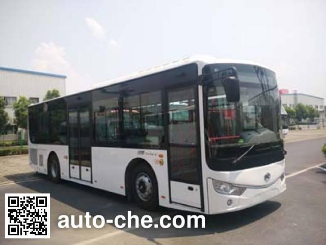 安凯牌HFF6104G03CHEV-2插电式混合动力城市客车