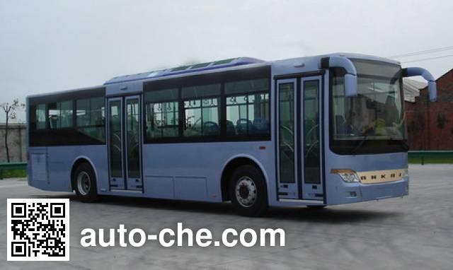 Ankai HFF6120G03PHEV hybrid electric city bus