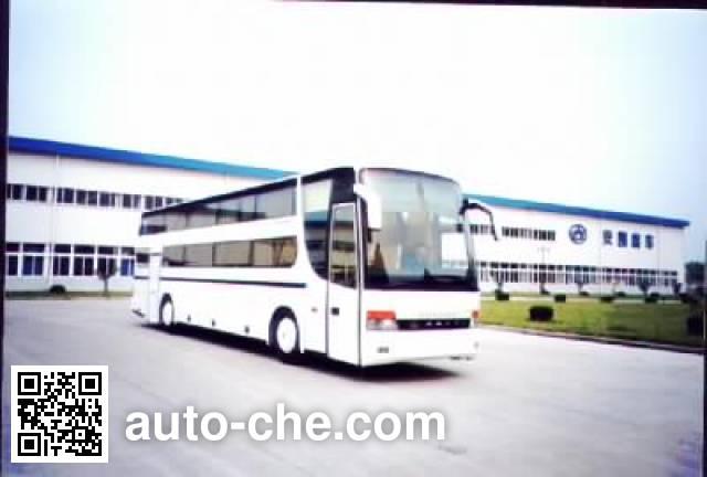 安凯牌HFF6120WK62卧铺客车