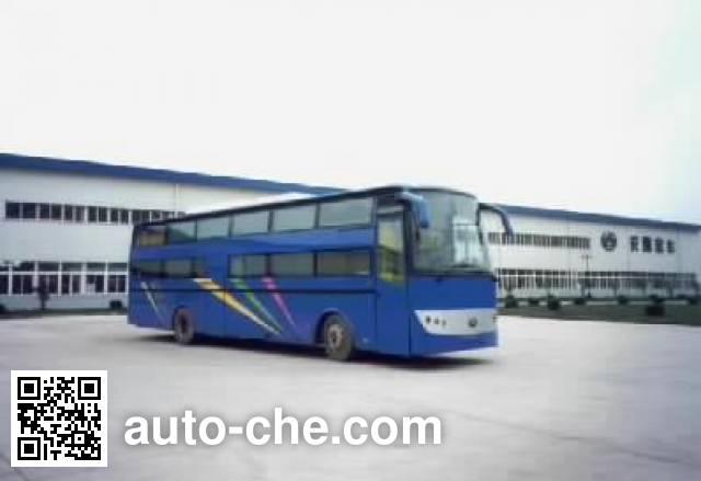 安凯牌HFF6120WK79卧铺客车