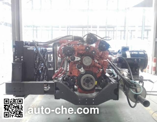 Ankai HFF6123D03CHEV-2 plug-in hybrid bus chassis