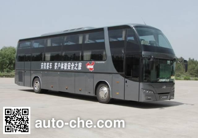 安凯牌HFF6126WK79卧铺客车