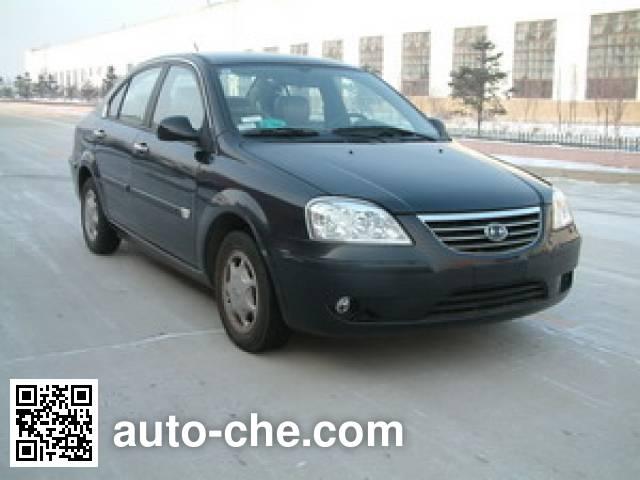 Двухтопливный легковой автомобиль Hafei HFJ7161CE3